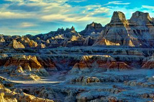 Other World - Badlands National Park