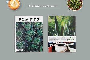 PLANTS Magazine / Portfolio