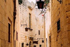 Mdina village, Malta