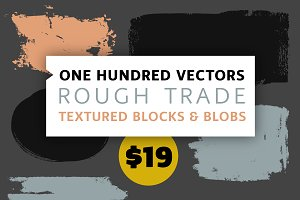 Rough Trade Vol. 1 | 100 Vectors