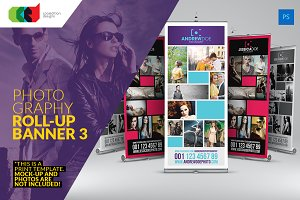 Photography Roll-Up Banner 3