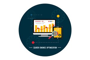 SEO optimization, programming proces