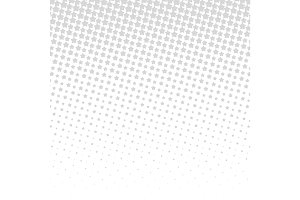 Absract halftone geometric background. Vector illustration