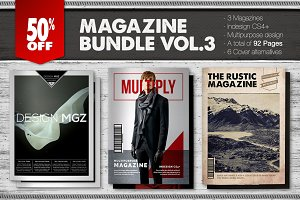 Magazine Bundle 3