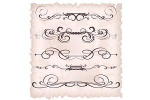 Victorian Scrolls
