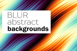 Abstract blur backgrounds