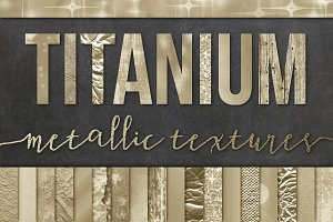 Light Gold Foil Textures/Backgrounds