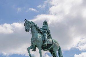 Frederick V, Copenhagen, Denmark