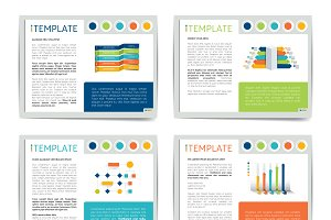 4 presentation business templates.