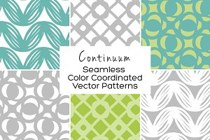 Continuum Seamless Vector Patterns