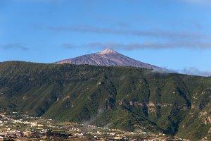 Mountain Teide