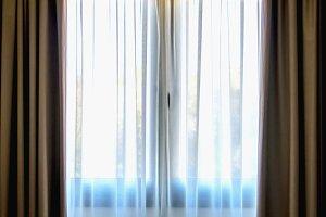 translucent curtains