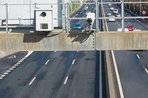 Traffic radar with speed enforcement