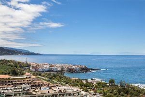 view of Tenerife