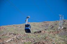 cable car Teide