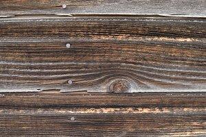 Weathered Barn Wood Closeup