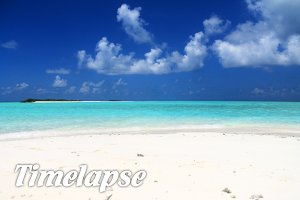 Beach, Timelapse
