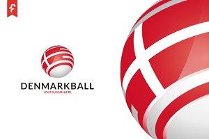 Denmark Ball Logo