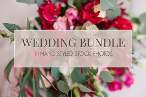 WEDDING BUNDLE TeploStockPhoto