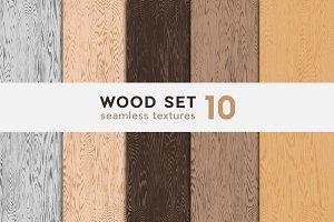 Wood textures set 10