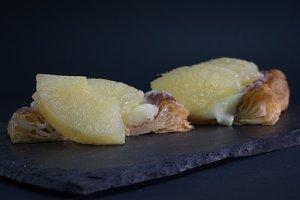 Pineaple pastry