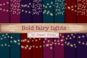 Bold Fairy Lights