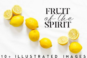 10+ Fruit of the Spirit Hand Drawn