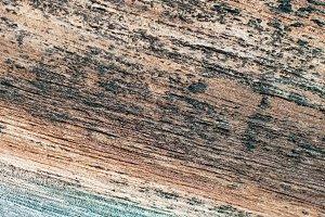 Wood Siding on Abandoned Barn