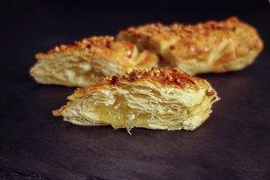 pinneaple pastry