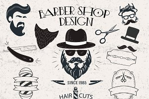 Design of Barber Shop