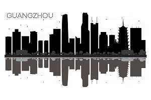 Guangzhou City skyline