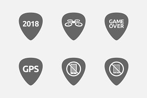 Guitar Pick Tech 06