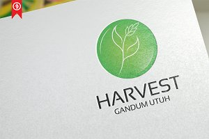 Harvest / Farm - Logo Template
