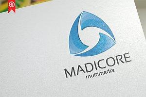 Madicore / Multimedia - Logo