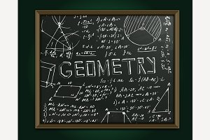 Geometry Blackboard