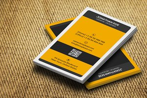Corporate Business Card CM176
