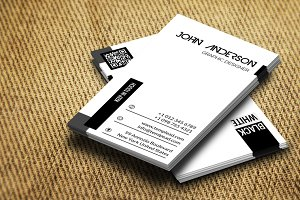 Corporate Business Card CM177
