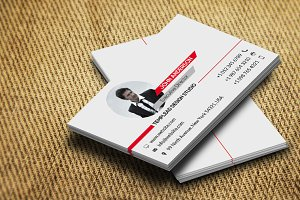 Corporate Business Card CM178