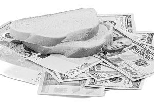 Bread and dollars