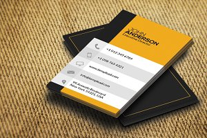 Corporate Business Card CM184