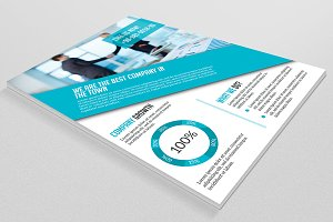 Corporate Business Flyer -V542