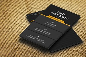Presonal Business Card CM185