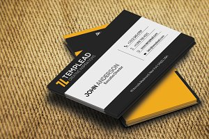Corporate Business Card CM186