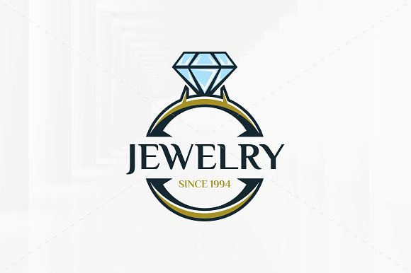 Jewelry Logo Template - Logos