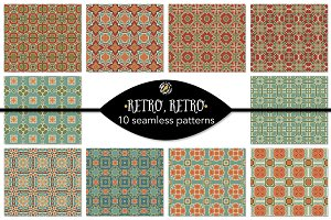 Set 49 - 10 Seamless Patterns