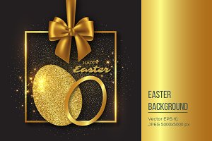 Easter holiday design.