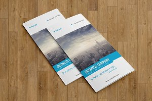 Trifold Corporate Brochure-V712