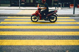 Motobike rides