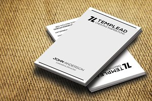 Corporate Business Card CM193