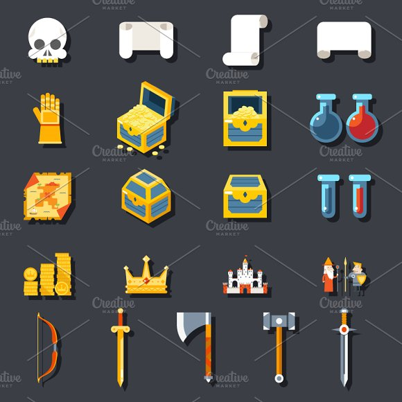 RPG Game Accessories